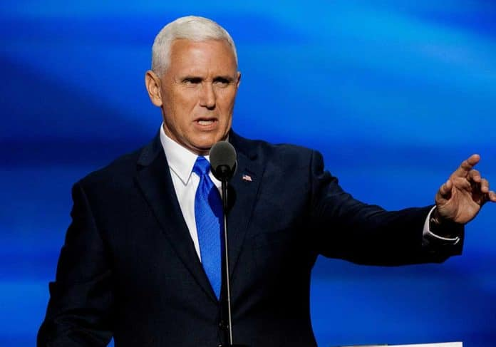Pence Accuses Pelosi of Playing