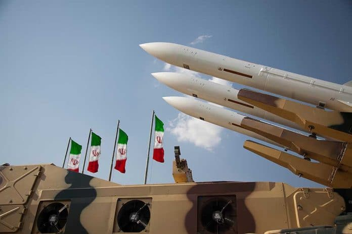 Iran Holds Military Exercise Amid Nuclear Deal Tensions