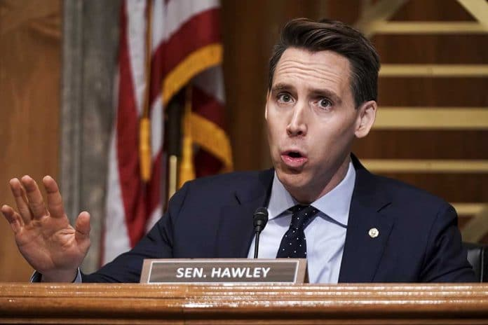 Josh Hawley Defends Concerns Over Election Integrity