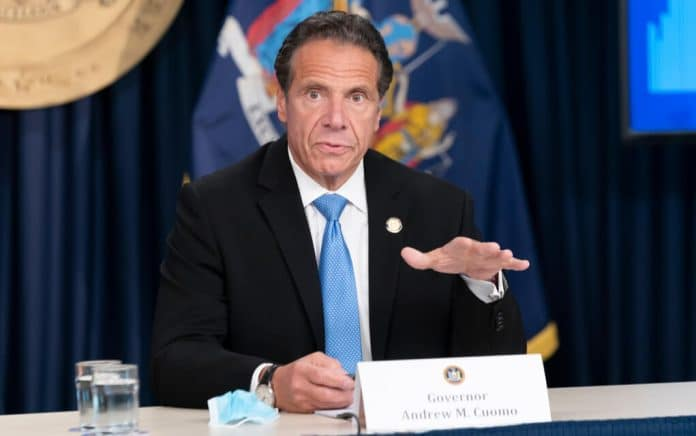 Andrew Cuomo Signed Bill Lowering Standards of Misconduct