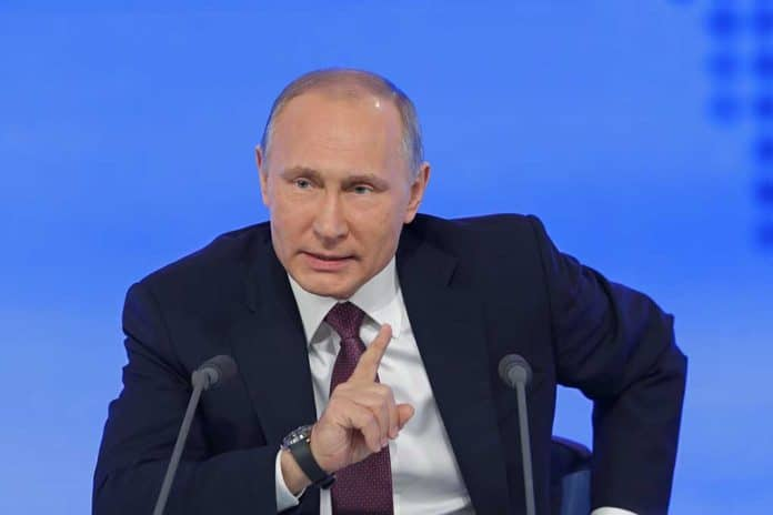 Putin Issues Stern Warning to the West