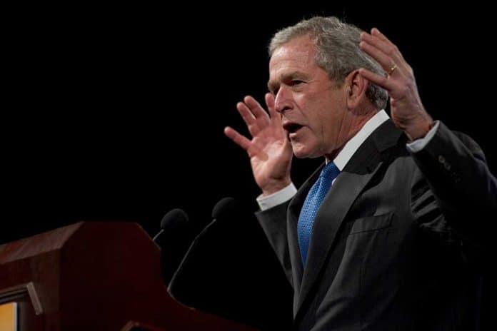 George W. Bush Launches Attack Against Donald Trump