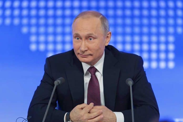Big Star Joins Pro-Putin Political Party