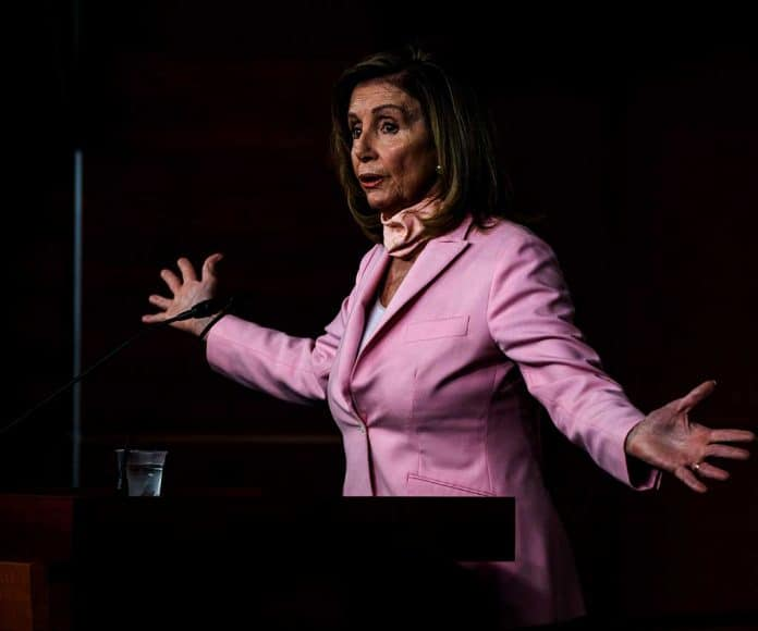 Nancy Pelosi Asks Lawmakers to Ignore Reconciliation Price Tag