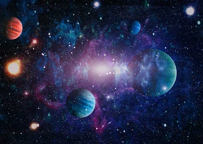 Researchers Discover Spooky Void in Space