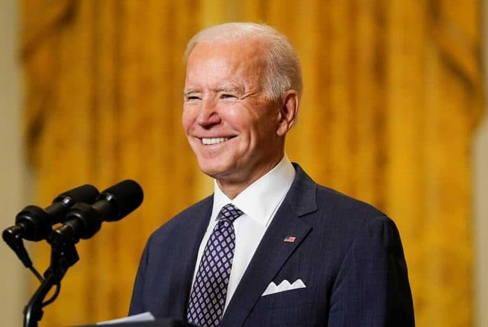 Biden Administration Repeats Claims that Spending Bill Costs Nothing